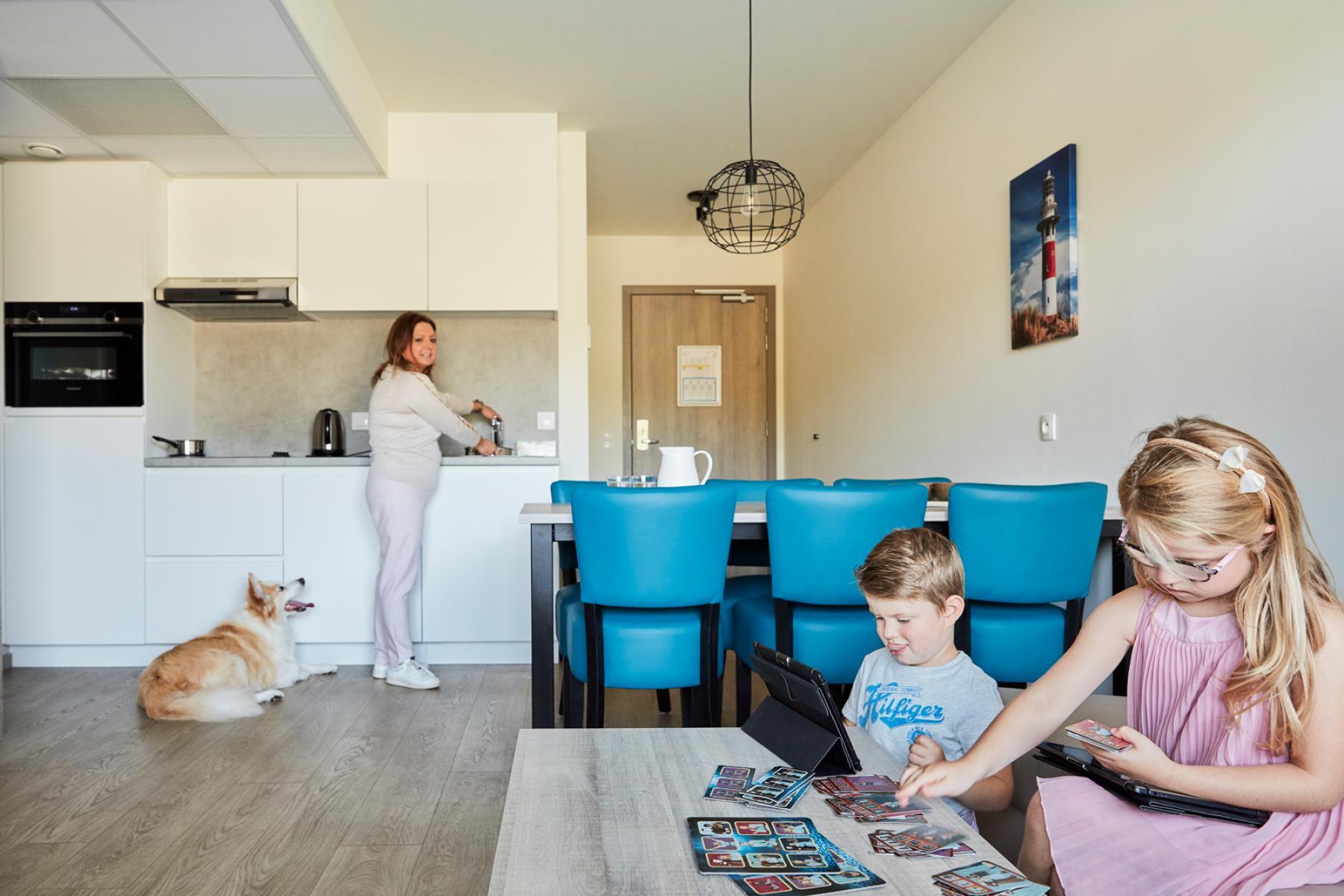 Visit-Nieuwpoort Holiday Suites
