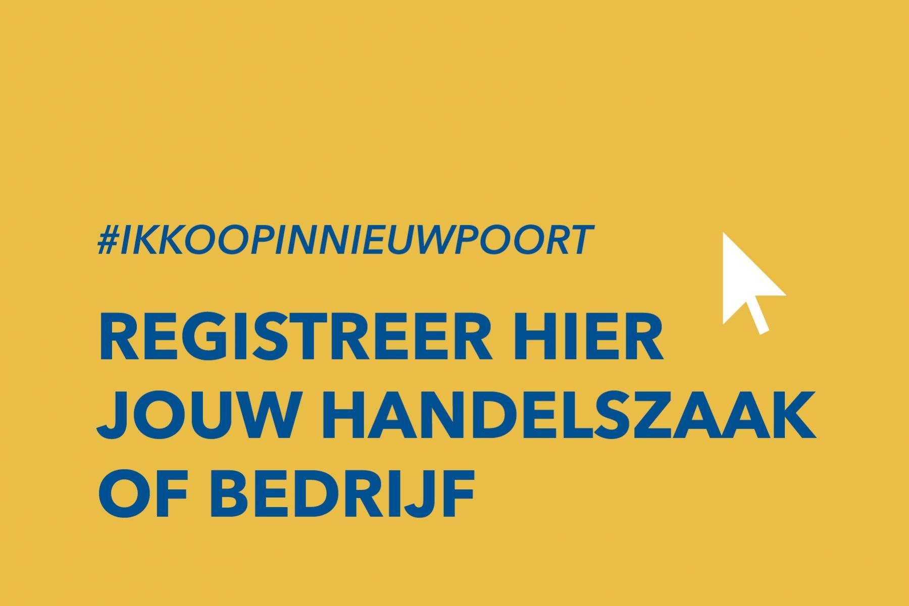 Ik koop in Nieuwpoort - registratie