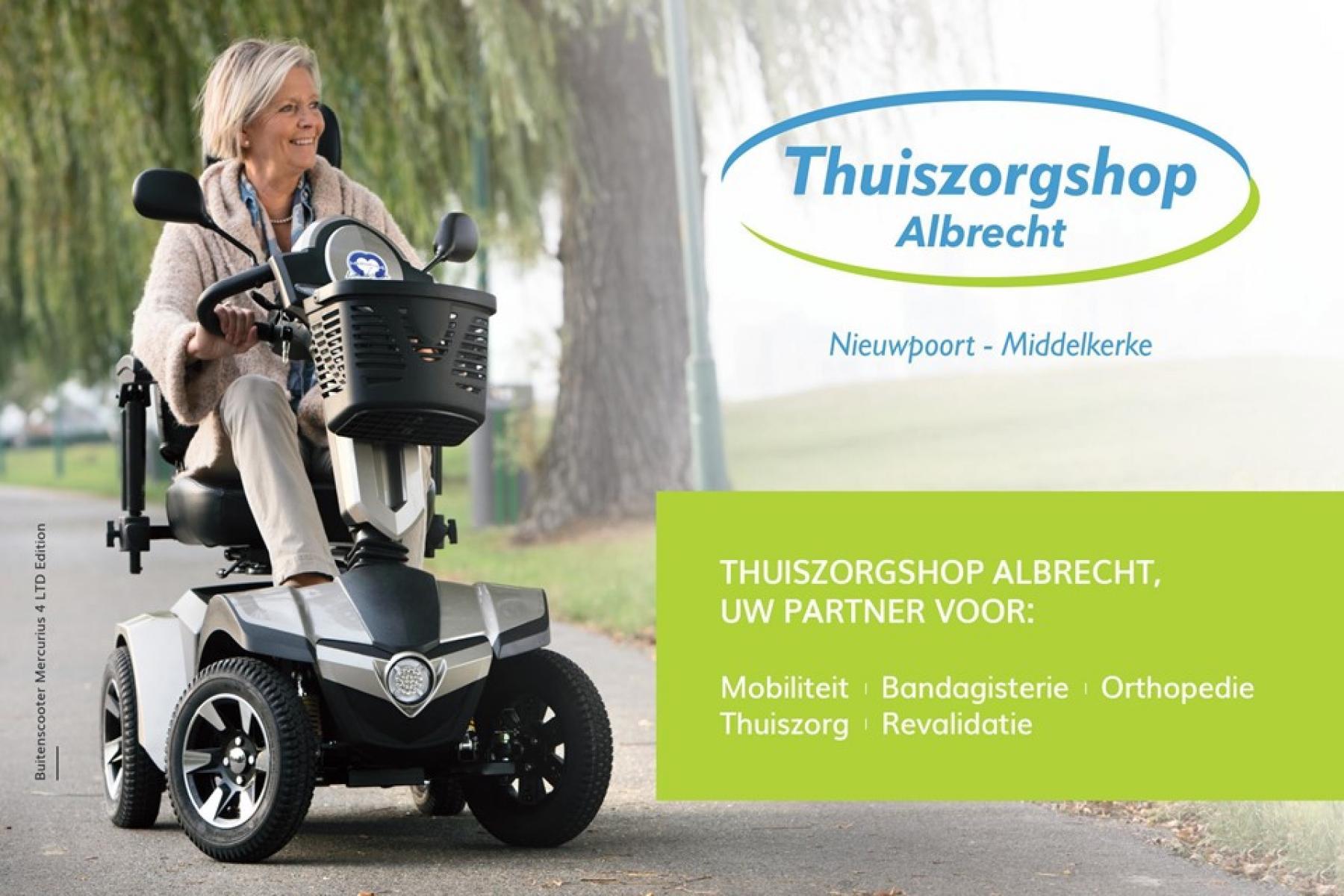 Thuiszorgshop Albrecht